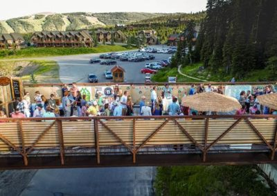 2017 Summer Ski Bridge Event Fundraiser