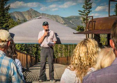 2017 Summer Ski Bridge Event Fundraiser